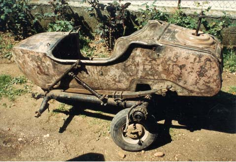 Original sidecar body