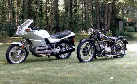 K100RS and R5